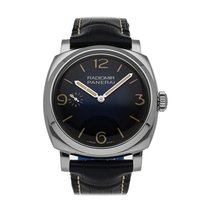 Panerai Radiomir 1940 3 Days Steel 47mm Blue United States of America, Pennsylvania, Bala Cynwyd