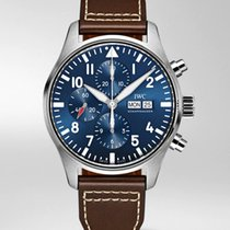 IWC Pilot Chronograph IW377714 New Steel 43mm Automatic