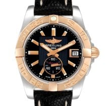 Breitling Galactic 36 Gold/Steel 36mm Black United States of America, Georgia, Atlanta