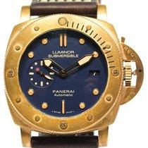 Panerai Bronze Automatik 47mm gebraucht Special Editions