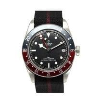 Tudor Steel Automatic new Black Bay GMT