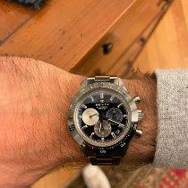 Zenith El Primero Sport nowość 2021 Automatyczny Chronograf Zegarek z oryginalnym pudełkiem i oryginalnymi dokumentami 03.3100.3600/21.M3100