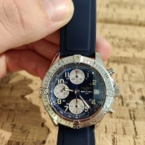 Breitling Steel 42mm Automatic A13035.1 pre-owned