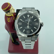 Rolex Explorer 214270 Good Steel 39mm Automatic Malaysia