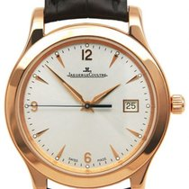 Jaeger-LeCoultre Master Control Date Rose gold 40mm Silver United States of America, Florida, Boca Raton