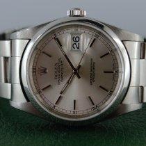 Rolex 16200 Acciaio 2005 Datejust 36mm usato Italia, ROMA