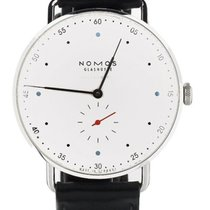 NOMOS Steel 38.5mm Manual winding 1109 pre-owned