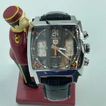 TAG Heuer Monaco Calibre 36 CAL5112.FC6298 Very good Steel 41mm Automatic