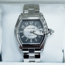 Cartier Roadster Steel 37mm Black