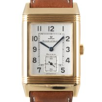 Jaeger-LeCoultre Reverso Grande Taille 270.1.62 Very good Yellow gold 36.5mm Manual winding