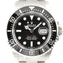 Rolex Sea-Dweller 126600 Unworn Steel 43mm Automatic