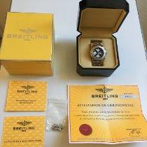 Breitling Superocean Chronograph II Stahl 42mm Blau Keine Ziffern Deutschland, Baden-Württemberg - Freiburg