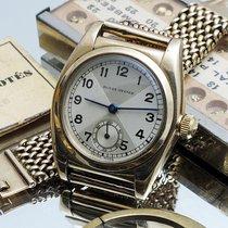 Rolex Bubble Back Or jaune 32,5mm Argent Arabes