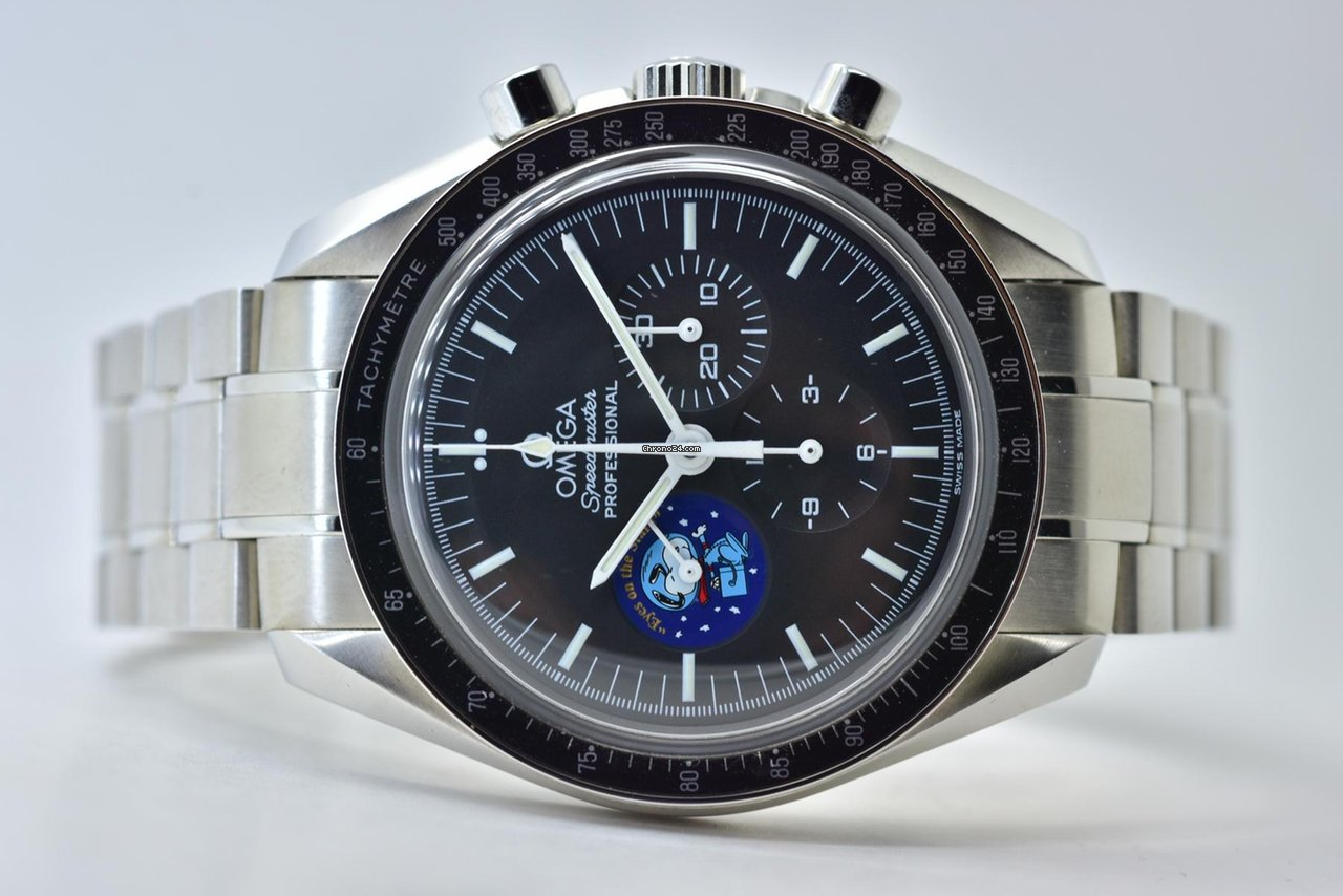 Omega Speedmaster Professional Moonwatch 3578.51 2004 pre-owned