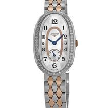 Longines Steel Quartz Arabic numerals new Symphonette