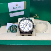 Rolex Sky-Dweller 326934 New Steel 42mm Automatic United Kingdom, Glasgow