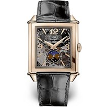 Girard Perregaux Or rose Remontage automatique 25882-52-222-bb6b occasion