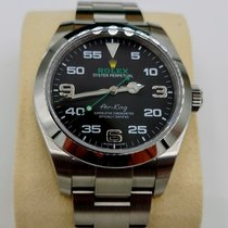Rolex Air King 116900 Unworn Steel 40mm Automatic United Kingdom, bedford