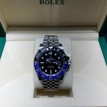 Rolex GMT-Master II 116710BLNR Sin usar Acero 40mm Automático