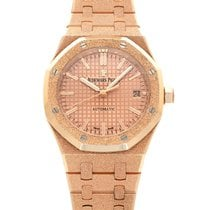 Audemars Piguet Royal Oak Lady Red gold 37mm Pink United States of America, California, Beverly Hills