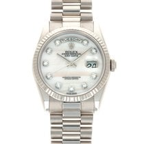 Rolex Day-Date 36 118239 Very good White gold 36mm Automatic United States of America, California, Beverly Hills