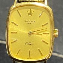 Rolex Cellini Ouro amarelo 22mm Ouro Sem números