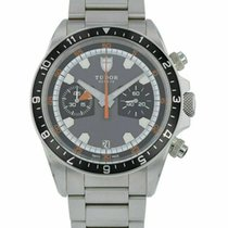 Tudor Heritage Chrono new Automatic Chronograph Watch with original box and original papers 70330N