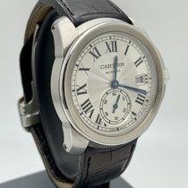 Cartier Calibre de Cartier Stahl 38mm Silber Römisch Deutschland, Berlin
