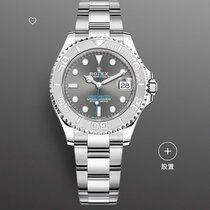 Rolex Yacht-Master 37 new 2021 Automatic Watch with original box and original papers 268622