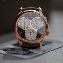 F.P.Journe Souveraine Centigraphe Souverain Very good Rose gold 40mm Manual winding