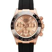 Rolex Automatic Pink 40mm pre-owned Daytona