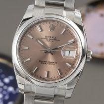 Rolex Oyster Perpetual Date Сталь 34mm