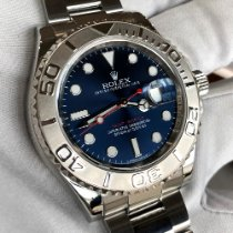 Rolex Yacht-Master 40 Steel 40mm Blue No numerals United States of America, Texas, Frisco