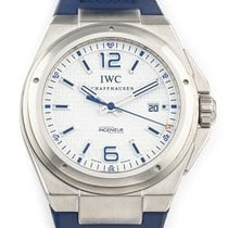 IWC Ingenieur Automatic Steel White Arabic numerals