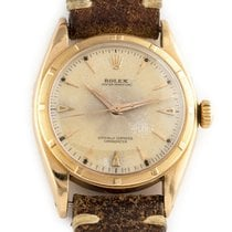 Rolex Bubble Back Rose gold 36mm White No numerals United States of America, Florida, Hollywood