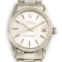Rolex Oyster Perpetual Date White gold 31mm Silver No numerals United States of America, Florida, Hollywood