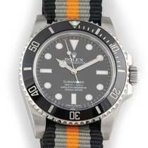 Rolex Submariner (No Date) Steel 40mm Black No numerals United States of America, Florida, Hollywood