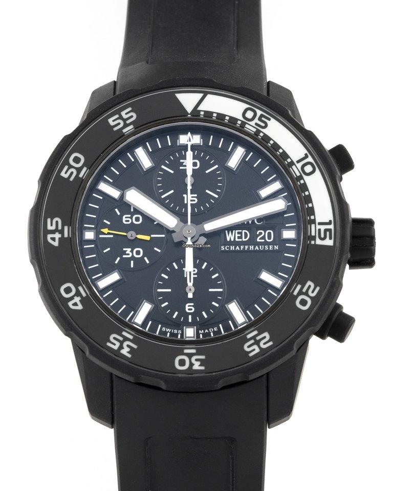 IWC Aquatimer Chronograph IW376705 2012 pre-owned