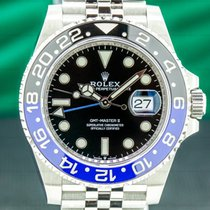Rolex GMT-Master II Steel 40mm Arabic numerals United States of America, Massachusetts, Boston