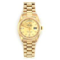Rolex Day-Date 36 Yellow gold 36mm Gold No numerals United States of America, Georgia, Atlanta
