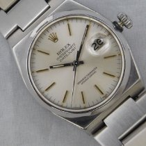 Rolex Datejust Oysterquartz Steel 36mm Silver No numerals United States of America, Michigan, Warren