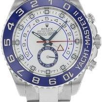 Rolex Yacht-Master II Steel 44mm White No numerals United States of America, Florida, Boca Raton