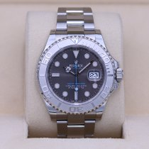 Rolex Yacht-Master 40 Steel 40mm Grey No numerals United States of America, Tennesse, Nashville