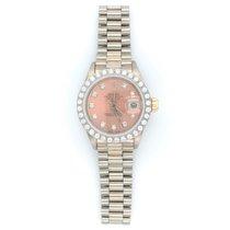 Rolex Lady-Datejust White gold 26mm Pink No numerals United States of America, Georgia, Atlanta