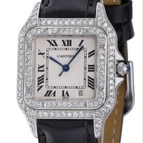 Cartier Steel 29mm Quartz Panthère pre-owned United States of America, New York, NEW YORK CITY