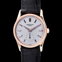 Patek Philippe Or rose 31mm Remontage manuel 3796 occasion