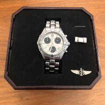 Breitling Colt Chronograph Stahl 38mm Silber Arabisch Deutschland, Mainz