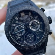 TAG Heuer Carrera Heuer-02T Titanium Transparent United States of America, Michigan, Birmingham