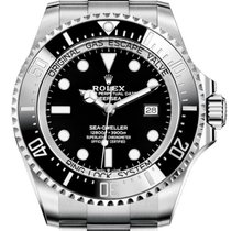 Rolex Sea-Dweller Steel 44mm Blue No numerals United States of America, Florida, Hollywood