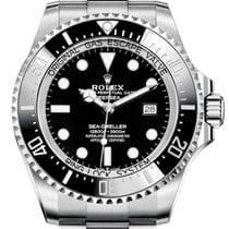 Rolex Sea-Dweller Steel 44mm Blue No numerals United States of America, Florida, Hollywood